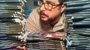 Jason with Books 2