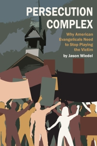 Persecution Complex Cover sized