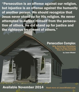 Persecution Complex Cover